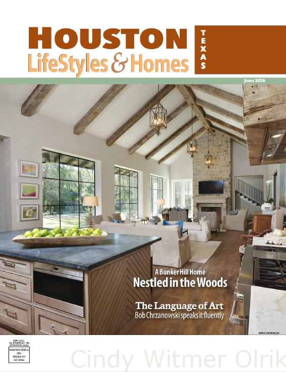 Houston lifestyle homes june 2016 cindy witmer designs for Lifestyle home builders