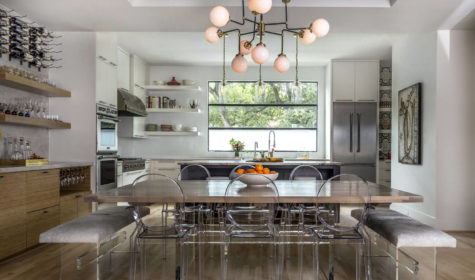 Wide of Table & Kitchen MID