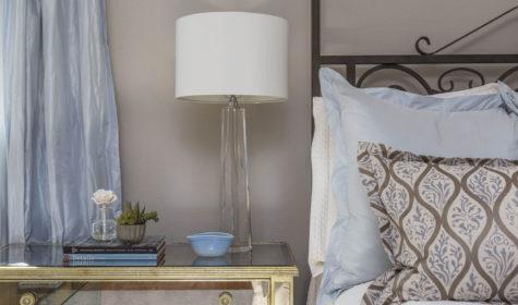 Bedroom Vignette MID
